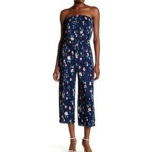 NWT Nordstrom 19 Cooper floral jumpsuit